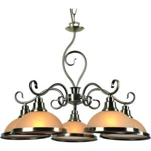 Люстра Arte Lamp Safari A6905LM-5AB
