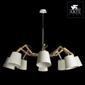 Люстра Arte Lamp Pinocchio A5700LM-8WH